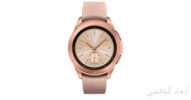 سامسونج تكشف بالخطأ عن صورة ساعتها الجديدة Galaxy Watch