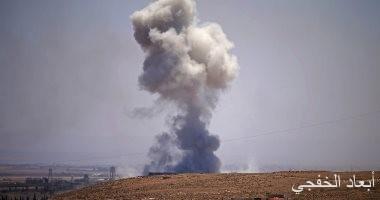 المرصد السورى: طائرات بدون طيار تستهدف مطار الشعيرات العسكرى