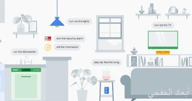 مساعد جوجل يعمل الآن على أكثر من 10 آلاف جهاز منزلى ذكى
