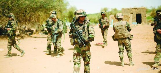 فرنسا تحرر رهائن في بوركينا فاسو