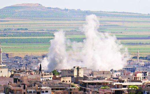 تعاون أميركي – روسي لحل سياسي في سورية