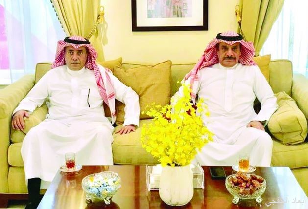 القنصلية السعودية في دبي تقيم حفل معايدة لمنتسبيها