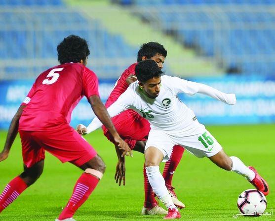 المنتخب الأولمبي يواجه لبنان للتمسك بالصدارة