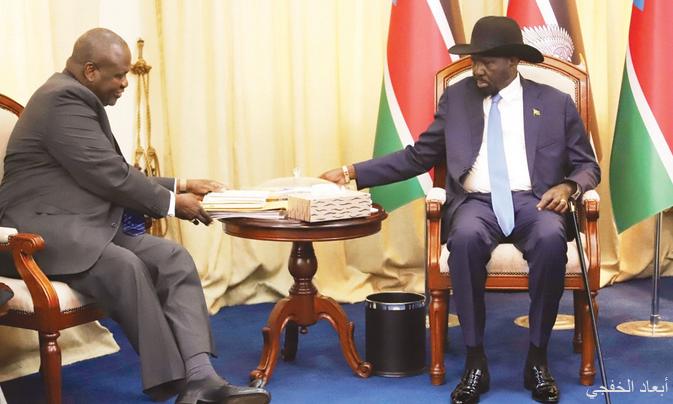 اتفاق سوداني على معالجة قضايا الحرب