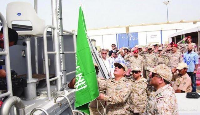 «القوات البحرية» تدشن زوارق حديثة لحماية ناقلات النفط بالبحر الأحمر