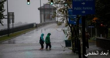 الإعصار فلورنس يغمر ولايتى نورث وساوث كارولاينا بأمطار غزيرة وفيضانات