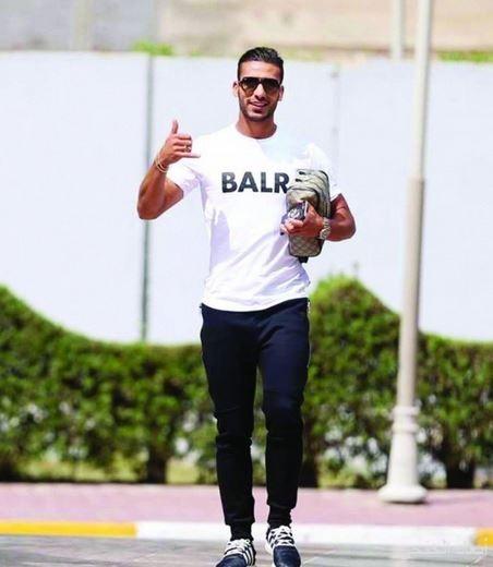 علي عدنان: سأحترف في الدوري السعودي والمنتخب العراقي قوي