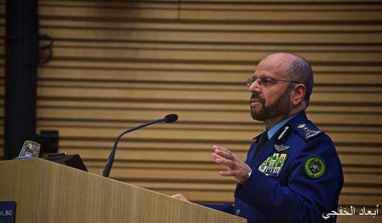 الرويلي يشارك في المؤتمر الدولي للدفاع ضد الصواريخ البالستية