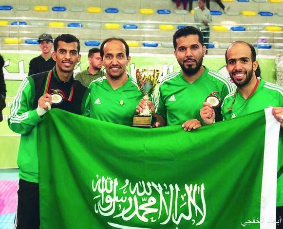 «أخضر التايكوندو» يتوشح الذهب العربي
