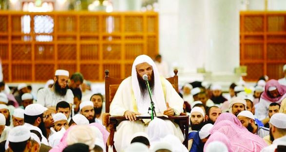 مضاعفة البرامج التوجيهية في الحرم النبوي