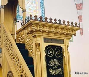 مطوية تنقذ جمعة مسجد عمر بن عبدالعزيز بالخفجي
