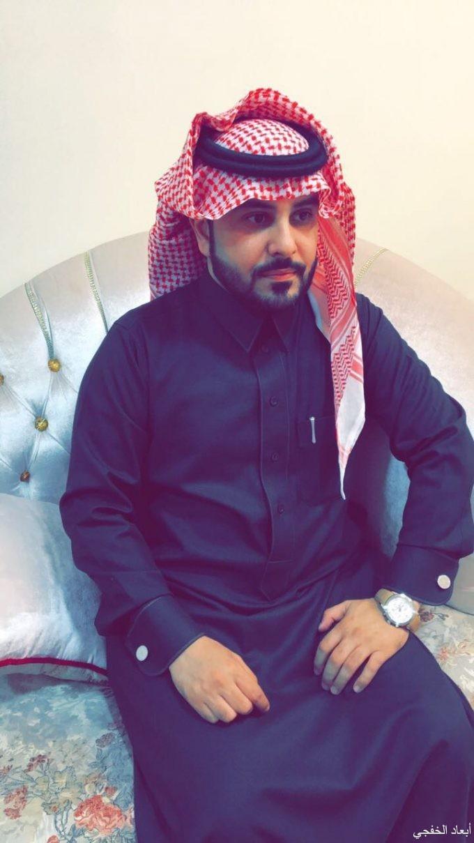 """""""مشاري"""" ينير منزل سعد الزعبي"""
