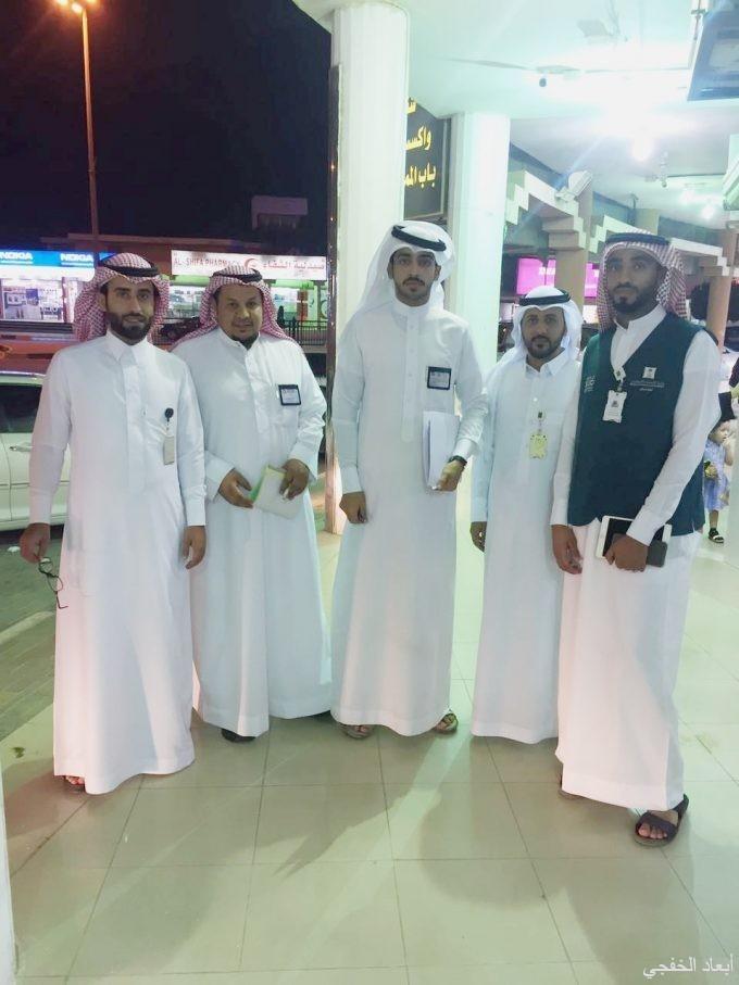 خالفت ١٧ محلاً ..لجنة توطين الخفجي تواصل المسح الميداني للمحلات التجارية