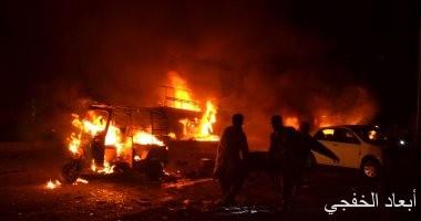 قتلى وجرحى فى تفجير سيارة مفخخة ببلدة مخمور غرب مدينة أربيل العراقية