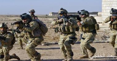 الجيش العراقى يصد هجوما لداعش شمال بغداد