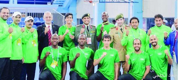 «تايكوندو الأخضر» ينهي مهمته بميداليتين عالميتين