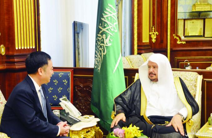 السفير الصيني: المملكة تمتلك عوامل جذب متعددة للسياح الصينيين