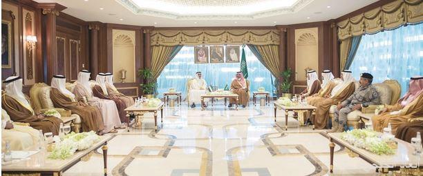 جلسة مباحثات أمنية سعودية – إماراتية