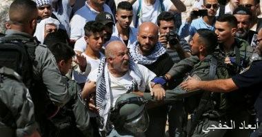 الاحتلال الإسرائيلى يقتحم حى الماصيون فى رام الله