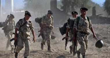 الجيش الجزائرى يعلن مقتل إرهابى بحوزته بندقية كلاشنكوف بولاية تيزى وزو