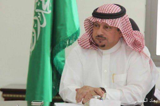الهزاع يهنئ القيادة و الشعب بمناسبة عيد الفطر المبارك