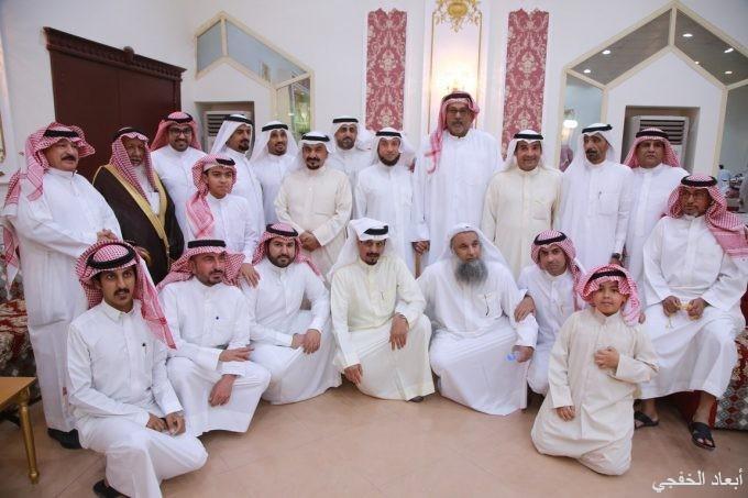 عمليات الوفرة تحتفل بتكريم الزميلين نايف الحربي و خالد المطر