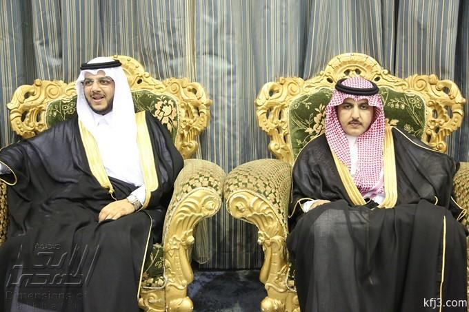 غدير الشمري يحتفل بزواج أبنيه «ناصر و منصور»