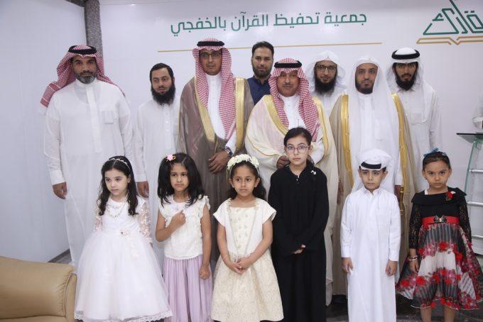 برعاية محافظ الخفجي: «قارئ» تحتفل بالفائزين بمسابقة صغارنا وكبارنا الرمضانية