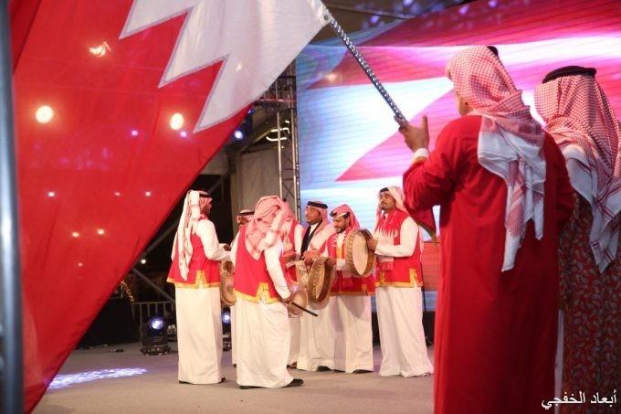مهرجان ربيع النعيرية «خليجي».. بفنون شعبية سعودية واماراتية وبحرينية