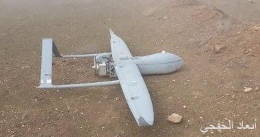 التحالف العربى يسقط طائرة مسيرة تابعة لميليشيات الحوثى فى محافظة الحديدة