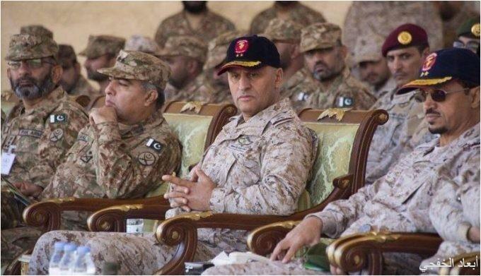 اختتام فعاليات تمرين «كاسح 1» بين القوات السعودية والباكستانية