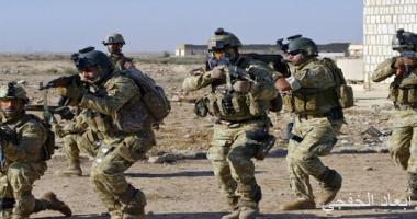 """القوات العراقية تعلن العثور على وكر لـ """"داعش"""" بداخله 7 صواريخ شرق تكريت"""
