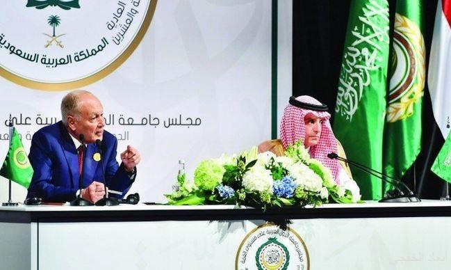 الجبير: «قمة القدس» تؤكد الرغبة العربية في إعادة الاعتبار للقضية الفلسطينية