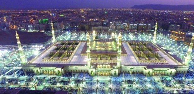 الإدارة النسائية تضاعف جهودها لاستقبال زائرات المسجد النبوي