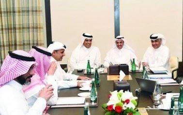 وزير النقل يبحث مع نظيره البحريني مستجدات مشروع جسر الملك حمد