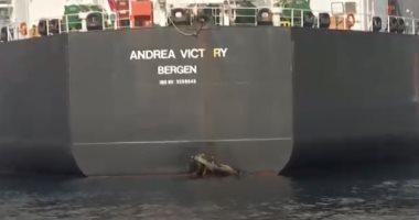 خبراء من 4 دول يشاركون فى تحقيقات حادث تخريب السفن قبالة سواحل الإمارات