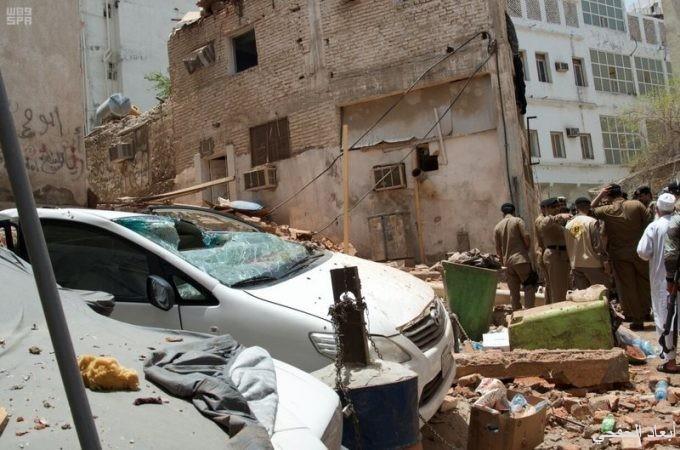 """""""الداخلية"""" تكشف تفاصيل إحباط محاولة استهداف الحرم المكي: انتحاري فجَّر نفسه"""