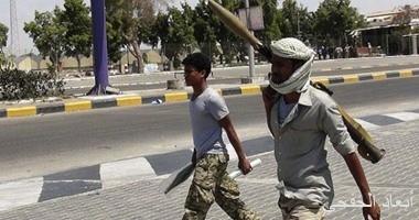 """طيران التحالف يستهدف طاقم سفينة تعزيزات عسكرية للحوثيين بـ""""صرواح"""""""