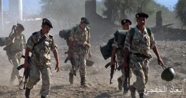 الجيش الجزائرى يلقى القبض على إرهابيين شمال شرقى البلاد
