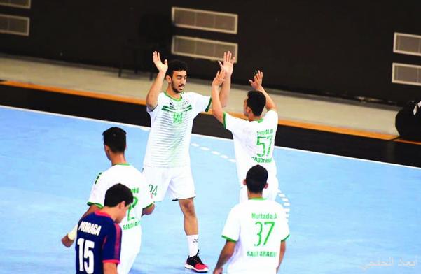 «أخضر اليد» يحقق انتصاراً تاريخياً في كأس العالم