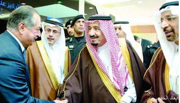 الملك سلمان يقود أضخم حراك صناعي عرفته المملكة والمنطقة والعالم أجمع