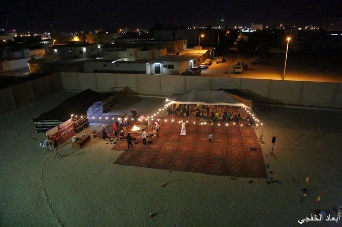 بالصور: نادي الحي يختتم فعالياته ببرنامج ترفيهي وكشته النادي