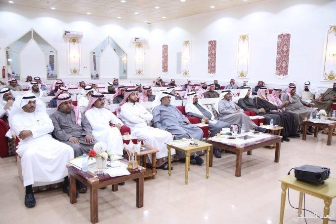 شقران المطيري رئيساً لمجلس إدارة جمعية البر بالخفجي وخلف الحربي نائباً له