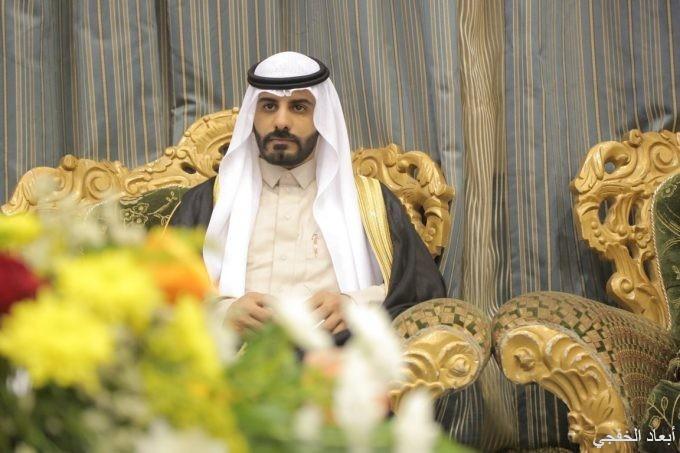 هادي بن راشد العديم يحتفل بزواج ابنه «علي»