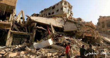 سوريا: مقتل 8 عناصر من الجيش السورى والمعارضة فى تفجير انتحارى بدرعا