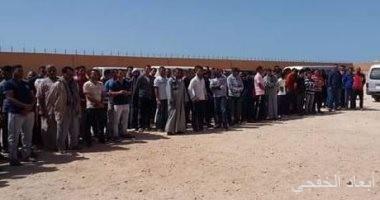 منظمة الهجرة تحذر من ارتفاع عدد المهاجرين المحتجزين فى ليبيا
