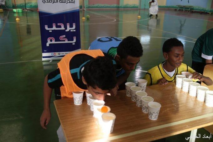 نادي الحي بالخفجي يختتم دوري الصالات لكرة القدم ويكرم الفائزين