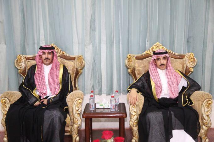سعد بن محمد الشقحاء يحتفل بزواج إبنيه «فالح و ناصر»