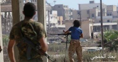 الجيش الليبى يلقى القبض على 21 إرهابيا فى درنة بينهم متطرفين أجانب