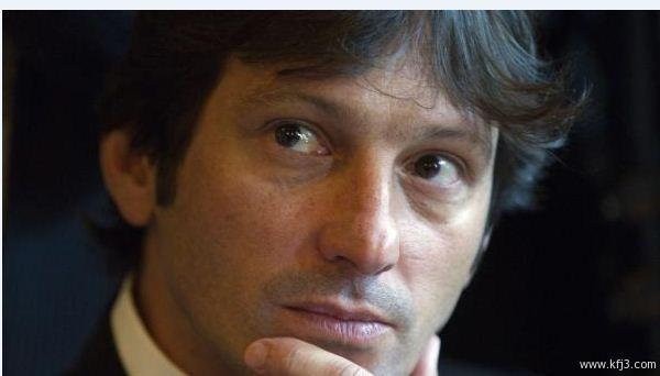 ليوناردو سيستقيل من منصبه كمدير رياضي لسان جيرمان في نهاية فترة الانتقالات